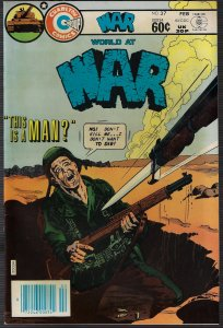 War #37 (Charlton, 1983) NM