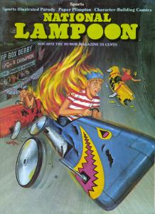 National Lampoon #44 FN; National Lampoon   save on shipping - details inside