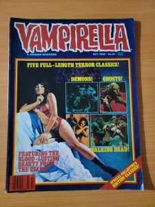 Vampirella Magazine #91 ~ VERY FINE VF ~ 1980 Warren Horror Magazine