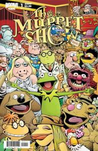 Muppet Show, The #1A VF/NM; Boom! | save on shipping - details inside