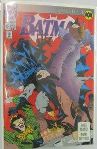 Batman 2 nd print #492 8.0 VF (1993)