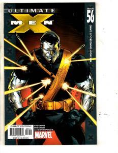 10 Ultimate X-Men Marvel Comic Books 56 57 58 59 60 61 62 63 64 65 Wolverine MF8