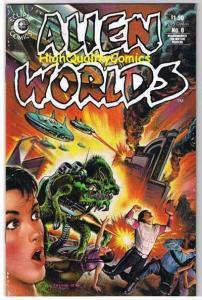 ALIEN WORLDS #8, VF, Al Williamson, Ken Steacy, 1982, more indies in store