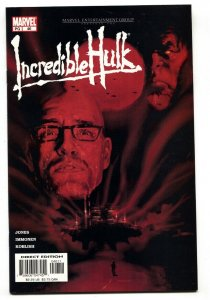 Incredible Hulk #46 2002 Apocalypse Now cover. NM-