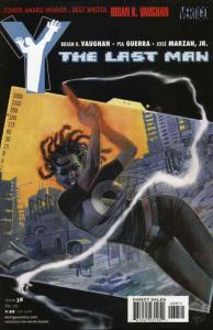 Y: The Last Man #38 VF/NM; DC/Vertigo   save on shipping - details inside