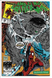 The Amazing Spider-Man #328 (1990) NM