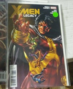 X Men legacy  #261 2012 marvel  gambit rogue phoenix