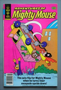 Adventures of Mighty Mouse 171 (1955 Pines/Dell    F/Better    See Actual Photo