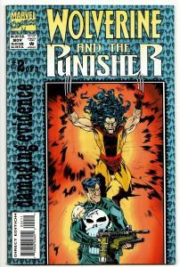 Wolverine Punisher Damaging Evidence #2 (Marvel, 1993) FN