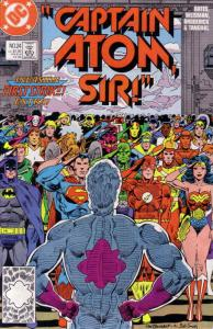 Captain Atom (DC) #24 VF; DC   save on shipping - details inside