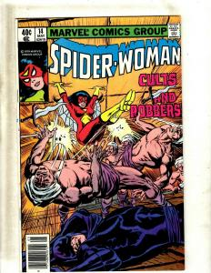 Lot of 13 Spider-Woman Comics #14 15 16 17 18 19 20 21 22 23 24 25 38 GK18