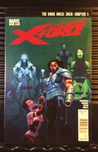 Uncanny X-Force #13 (2011) Newsstand Edition Rare!