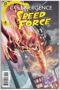 Convergence  : Speed Force #2 of 2 VG