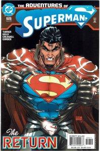 Adventures of Superman #626 NM+