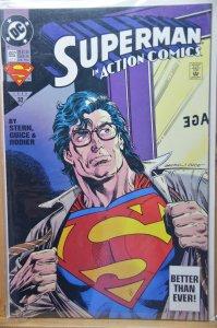 Superman 692, VF-NM