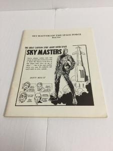 Sky Masters Of The Space Force 1 Tpb Vf Very Fine