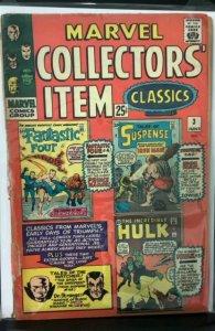 Marvel Collectors' Item Classics #3 (1965)