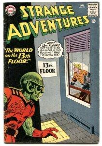 Strange Adventures #172 1965- DC Silver Age VG