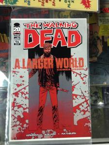 The walking Dead 96 NM first Appearance of Samuel