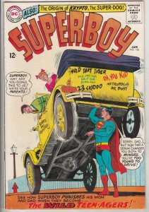 Superboy #126 (Jan-66) VF/NM High-Grade Superboy