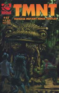 TMNT: Teenage Mutant Ninja Turtles #17 VF/NM; Mirage | save on shipping - detail