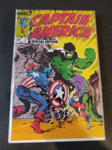 CAPTAIN AMERICA SPECIAL EDITION # 1 (1984) Marvel Comics VF/NM