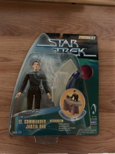 Star Trek Warp Factor Series 2 Lt. Commander Jadzia Dax 6 Playmates Toys 1998