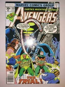 The Avengers #160 VF/NM
