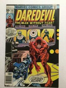 Daredevil 146 Near Mint Nm Marvel