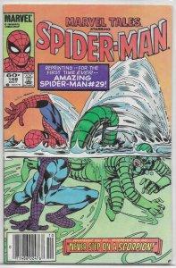 Marvel Tales   vol. 2   #168 GD (rep. ASM 29)