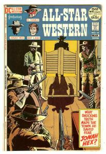 All-Star Western 10   1st Jonah Hex   52 Pages