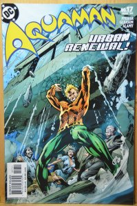 Aquaman #17 (2004) Urban Renewal!