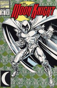Marc Spector: Moon Knight #39 VF/NM; Marvel | save on shipping - details inside