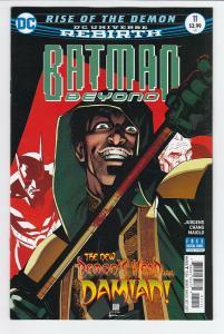 BATMAN BEYOND (2016 DC) #11