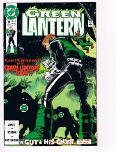 Green Lantern # 11 DC Comic Books Hi-Res Scans Modern Age Great Issue WOW!!!! S4