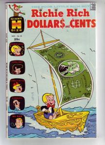 Richie Rich Dollars and Cents #45 (Nov-71) NM/NM- High-Grade Richie Rich