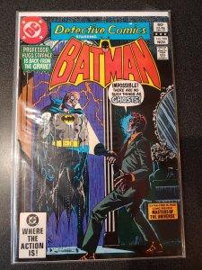 Detective Comics #520 Batman VF - Hugo Strange