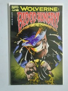 Wolverine Blood Hungry #1 (1st Print) 6.0 FN (1993)