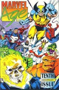 Marvel Age #120, VF- (Stock photo)