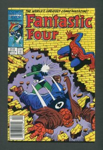 Fantastic Four #299 / 8.0 VFN / Newsstand / February 1987