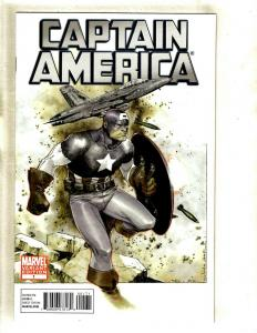 Captain America # 1 NM VARIANT Marvel Comic Book Avengers Hulk Thor GK2
