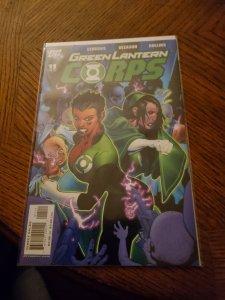 Green Lantern Corps #11 (2007)