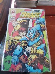 Magnus Robot Fighter #30 (1993)