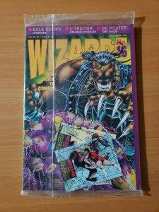 Wizard Magazine #16 ~ NEAR MINT NM ~ December 1992 Maxx / Pitt NEW SEALED!