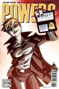 Powers (2009 series) #8, NM- (Stock photo)
