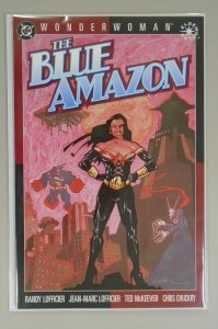 Wonder Woman The Blue Amazon #1 8.0 VF (2003)