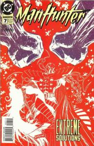 Manhunter (3rd Series) #7 VF/NM; DC | save on shipping - details inside