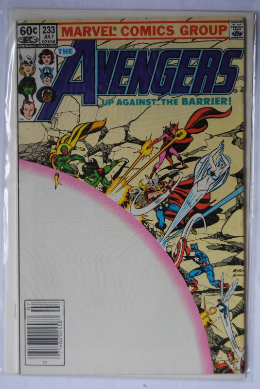 The Avengers, 233