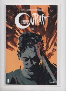 OUTCAST #1 6/14 IMAGE  / NM / NEVER READ
