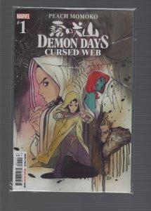 Demon Days: Cursed Web #1